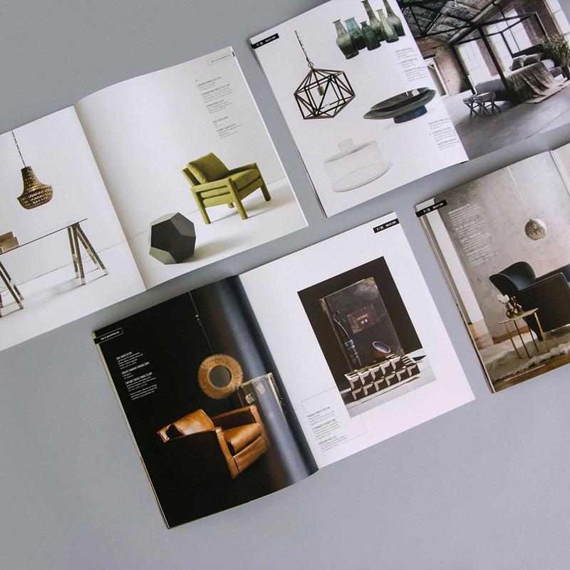 ۱۰ نکته اساسی در طراحی کاتالوگ که لازم است بدانید